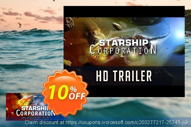 Starship Corporation PC discount 10% OFF, 2020 Christmas sales