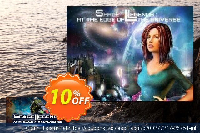 Space Legends At the Edge of the Universe PC discount 10% OFF, 2020 Thanksgiving Day promo