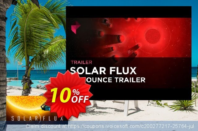 Solar Flux PC discount 10% OFF, 2020 Black Friday promotions