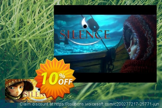 Silence PC discount 10% OFF, 2020 Halloween offering sales