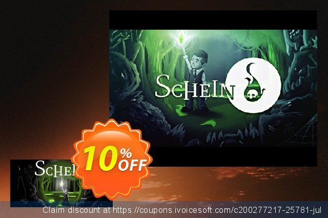 Schein PC discount 10% OFF, 2020 Thanksgiving Day offering sales
