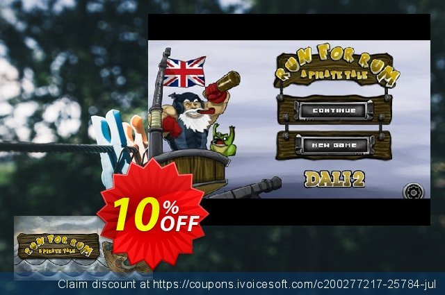 Run For Rum PC discount 10% OFF, 2020 Halloween promotions