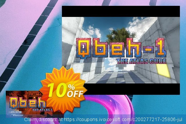Qbeh1 The Atlas Cube PC discount 10% OFF, 2020 Black Friday discount