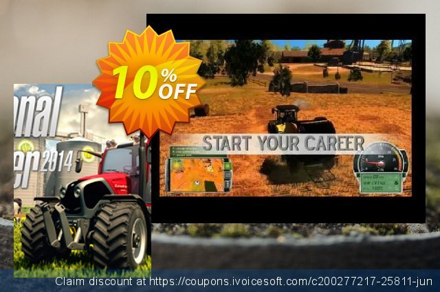 Professional Farmer 2014 PC discount 10% OFF, 2020 Thanksgiving Day promo
