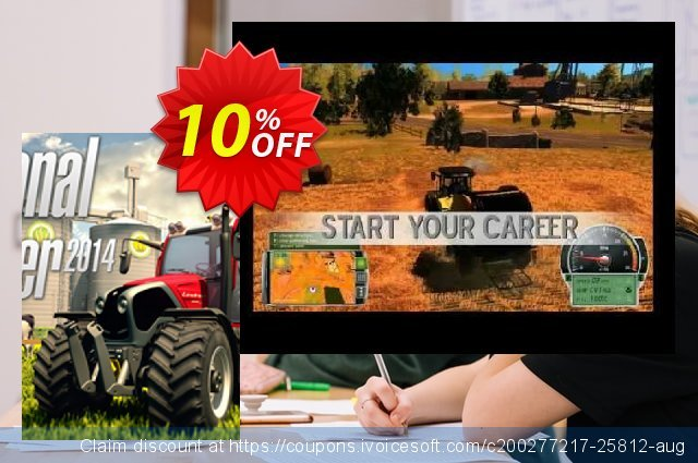 Professional Farmer 2014 PC discount 10% OFF, 2020 Black Friday offering sales