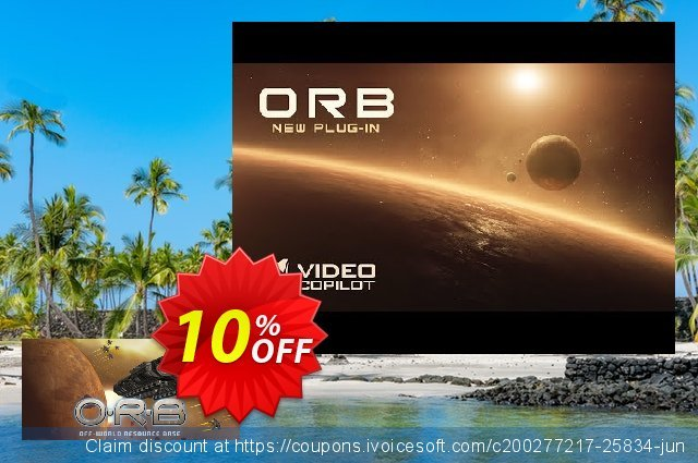 ORB PC discount 10% OFF, 2020 Thanksgiving offering sales