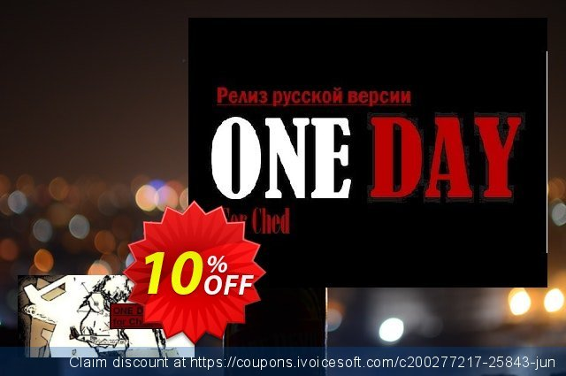 One Day For Ched PC discount 10% OFF, 2020 Back to School season sales