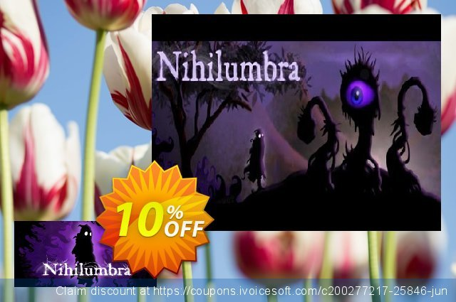 Nihilumbra PC discount 10% OFF, 2020 Thanksgiving offering sales