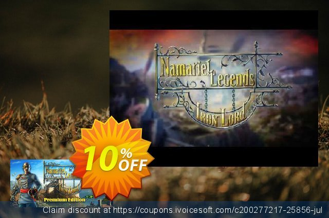 Namariel Legends Iron Lord Premium Edition PC discount 10% OFF, 2020 Thanksgiving Day offering sales
