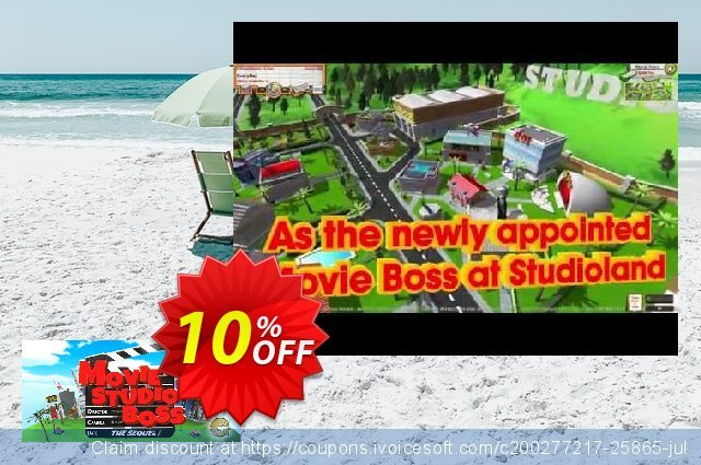 Movie Studio Boss The Sequel PC discount 10% OFF, 2020 Thanksgiving Day offering sales