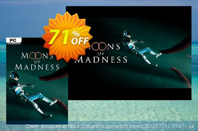 Moons of Madness PC discount 52% OFF, 2020 Teacher deals offering sales