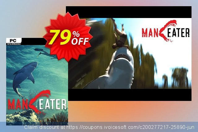 Maneater PC discount 33% OFF, 2020 Xmas offering sales