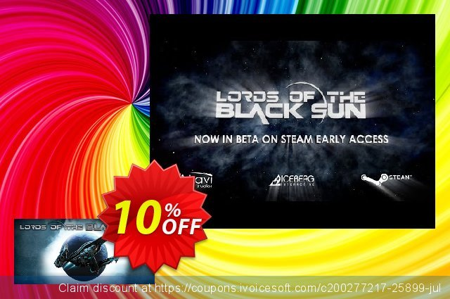 Lords of the Black Sun PC discount 10% OFF, 2020 Black Friday deals