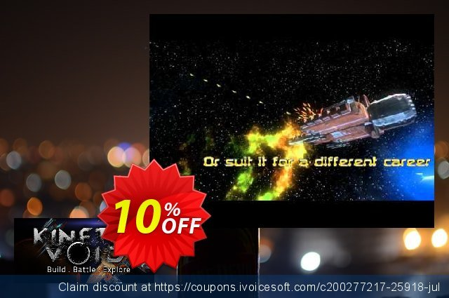 Kinetic Void PC discount 10% OFF, 2020 Thanksgiving deals