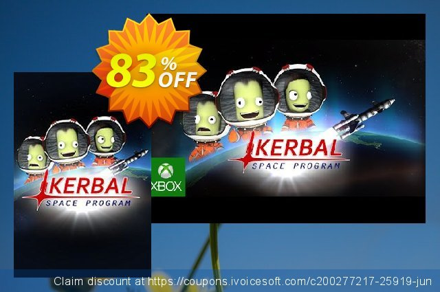 Kerbal Space Program PC discount 75% OFF, 2020 Thanksgiving Day offer