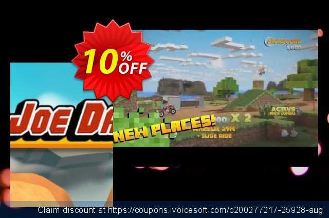 Joe Danger PC discount 10% OFF, 2020 New Year's Day offering sales