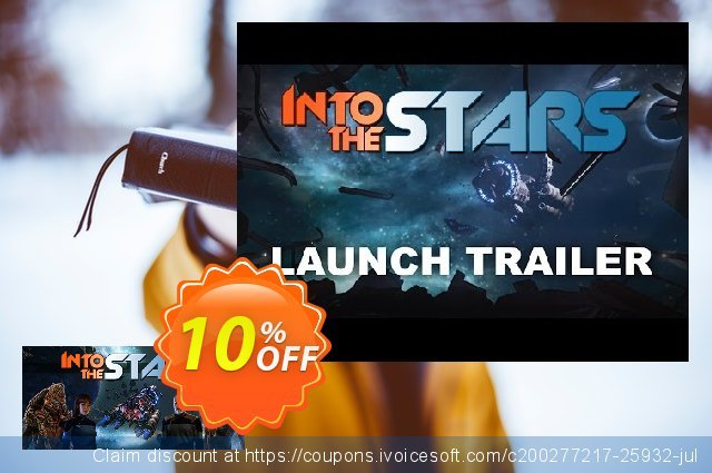 Into the Stars PC discount 10% OFF, 2020 Black Friday offering sales
