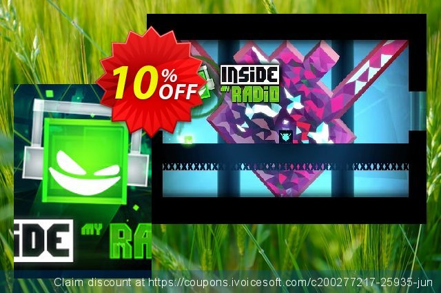 Inside My Radio PC discount 10% OFF, 2020 Black Friday promotions