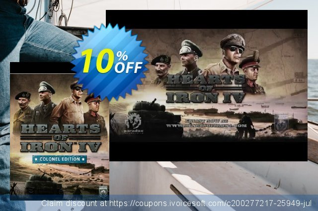 Hearts of Iron IV 4 Colonel Edition PC 대단하다  할인  스크린 샷
