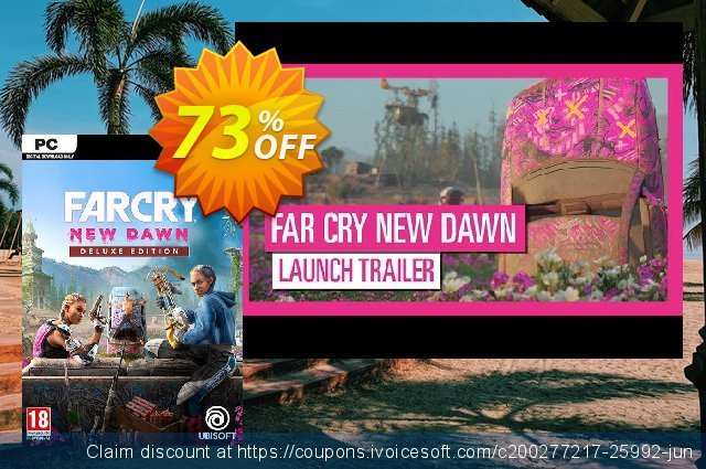 Far Cry New Dawn - Deluxe Edition PC  놀라운   촉진  스크린 샷