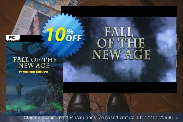 Fall of the New Age Premium Edition PC discount 10% OFF, 2020 Thanksgiving discount