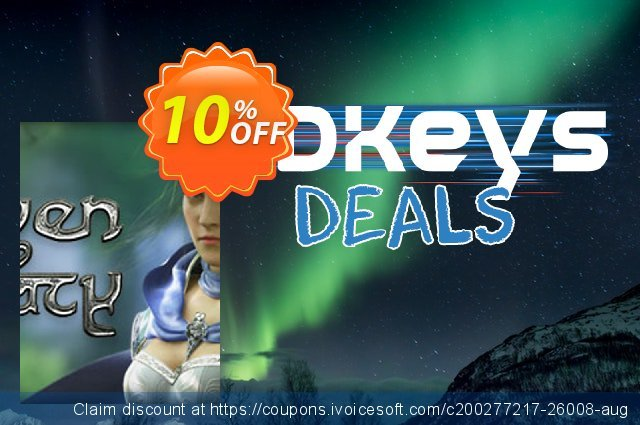 Elven Legacy PC discount 10% OFF, 2020 Thanksgiving offering sales