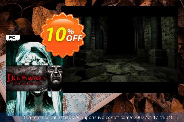 Doorways Prelude PC discount 10% OFF, 2020 Christmas Day promo