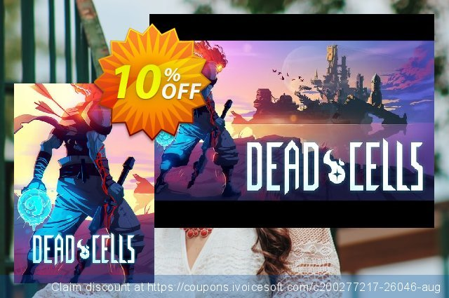 Dead Cells PC discount 10% OFF, 2020 Black Friday offering sales