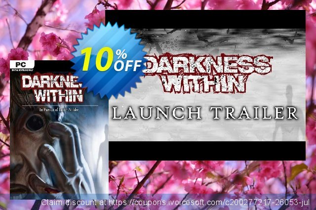 Darkness Within 1 In Pursuit of Loath Nolder PC discount 10% OFF, 2020 Thanksgiving discount