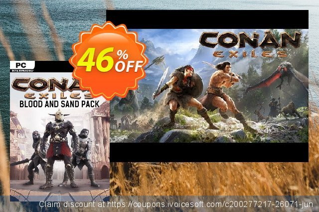 Conan Exiles - Blood and Sand Pack DLC discount 41% OFF, 2020 Christmas & New Year discount