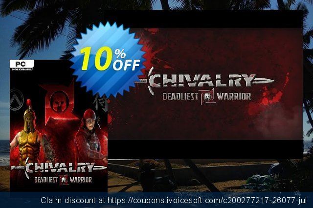 Chivalry Deadliest Warrior PC discount 10% OFF, 2020 Thanksgiving promo