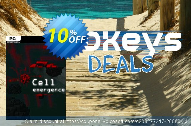 Cell HD emergence PC discount 10% OFF, 2020 Thanksgiving offering sales
