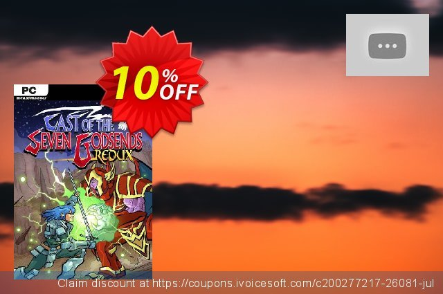 Cast of the Seven Godsends Redux PC discount 10% OFF, 2020 New Year's Day offering sales