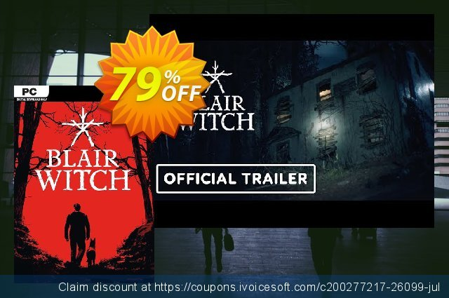 Blair Witch PC discount 56% OFF, 2020 Thanksgiving Day offering sales