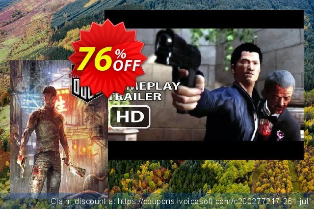 Sleeping Dogs: Definitive Edition PC discount 85% OFF, 2021 Mother's Day offering sales. Sleeping Dogs: Definitive Edition PC Deal