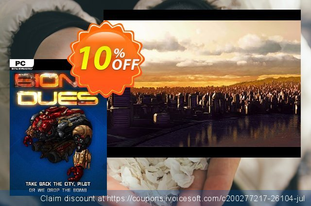 Bionic Dues PC discount 10% OFF, 2020 Thanksgiving offering sales