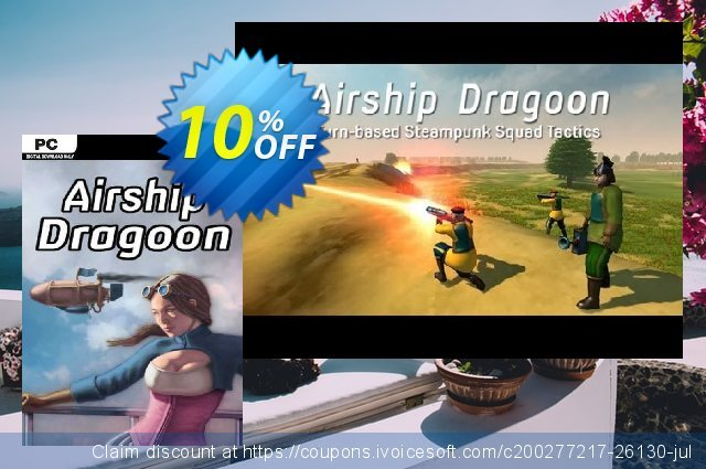 Airship Dragoon PC discount 10% OFF, 2020 Black Friday offering discount