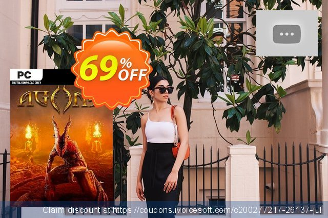 Agony PC discount 94% OFF, 2020 Thanksgiving offering sales