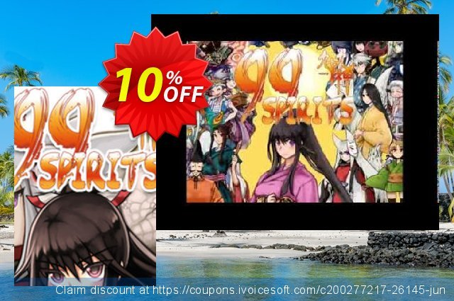 99 Spirits PC discount 10% OFF, 2020 Christmas Day deals