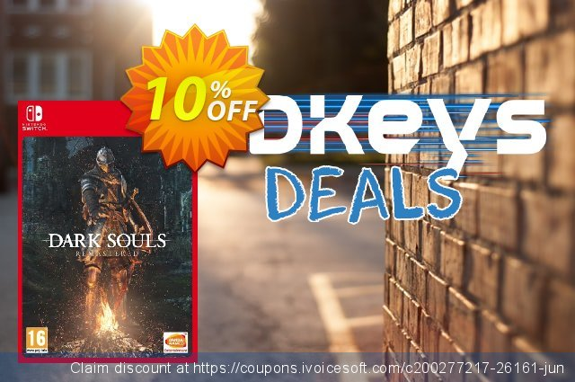 Dark Souls Remastered Switch discount 24% OFF, 2020 Exclusive Student discount offering sales