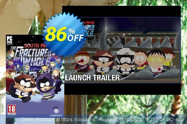 South Park: The Fractured But Whole PC discount 76% OFF, 2021 New Year's Weekend promotions