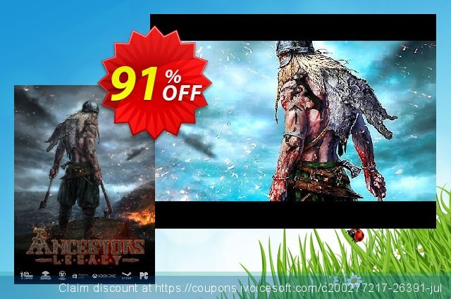 Ancestors Legacy PC discount 78% OFF, 2021 New Year promo