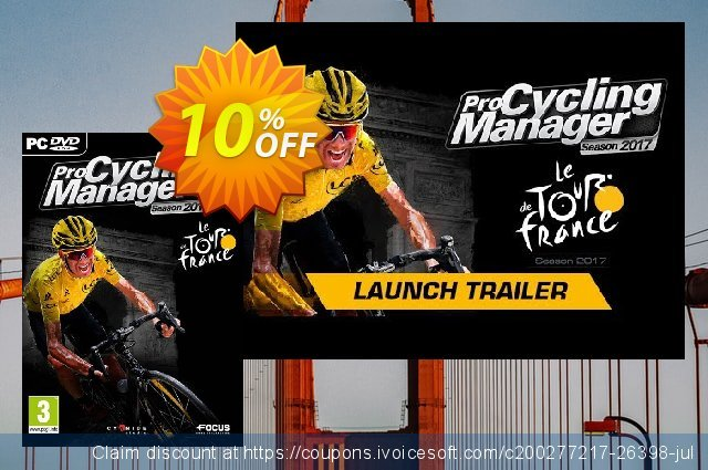 Pro Cycling Manager 2017 PC discount 10% OFF, 2021 New Year offering sales