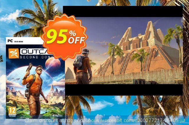 Outcast Second Contact PC discount 95% OFF, 2021 New Year discount