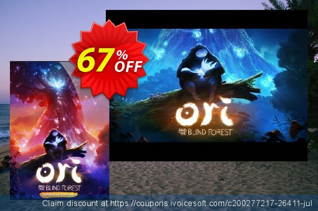 Ori and the Blind Forest Definitive Edition PC  훌륭하   할인  스크린 샷