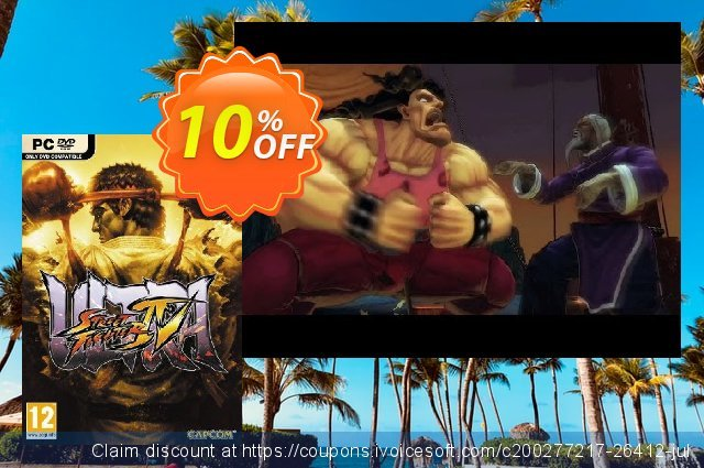 Ultra Street Fighter IV 4 PC discount 10% OFF, 2021 New Year offering sales