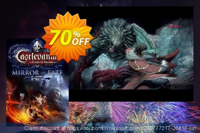 Castlevania Lords of Shadow Mirror of Fate HD PC discount 70% OFF, 2021 Happy New Year offering sales