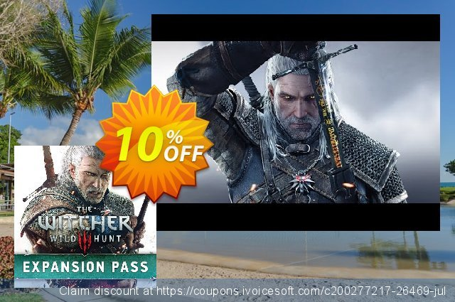 The Witcher 3 Wild Hunt PC - Expansion Pass PC discount 40% OFF, 2021 New Year's Day offering sales