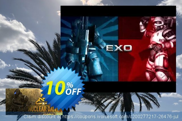 Nuclear Dawn PC discount 10% OFF, 2021 New Year's Day discounts