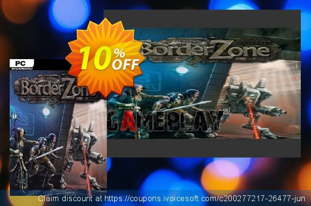 BorderZone PC discount 10% OFF, 2021 Happy New Year promotions